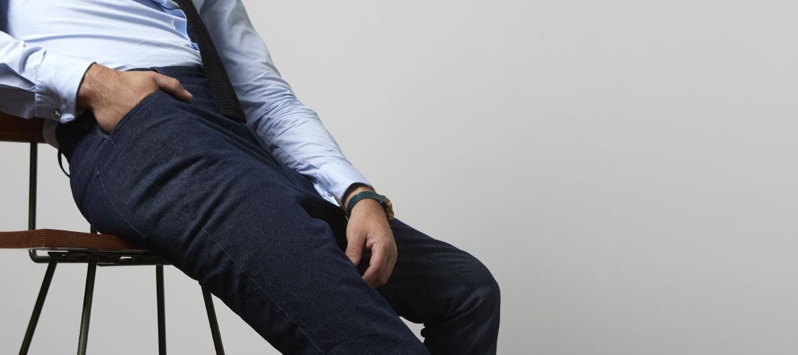 Custom Handmade Jeans