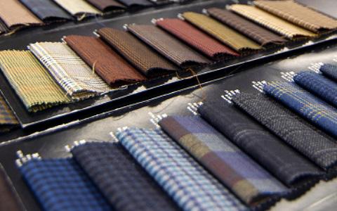 Custom Clothiers - Handmade - Fabric Swatches