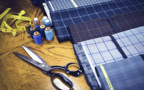 Custom Clothiers - Handmade - Fabrics - Thread