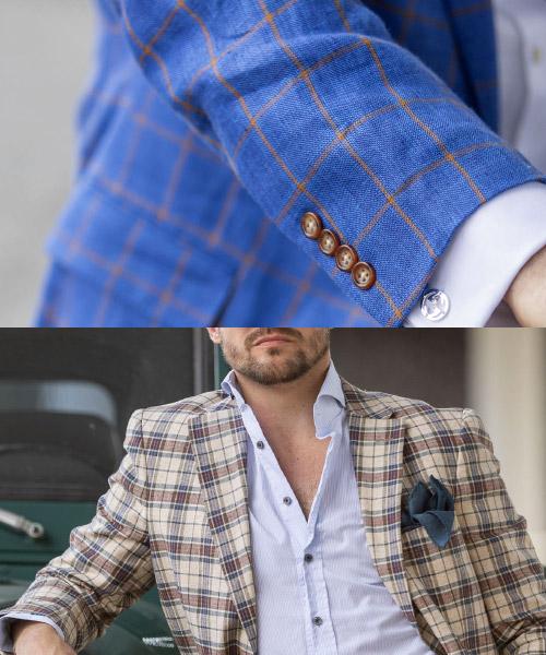 Custom Handmade Sport Jackets