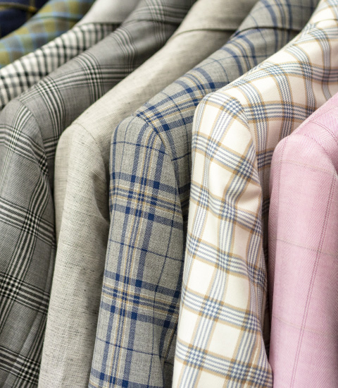 Custom Clothiers - Handmade - Sport Jackets