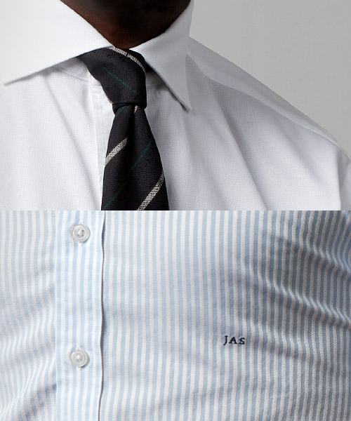 Custom Handmade Dress Shirts