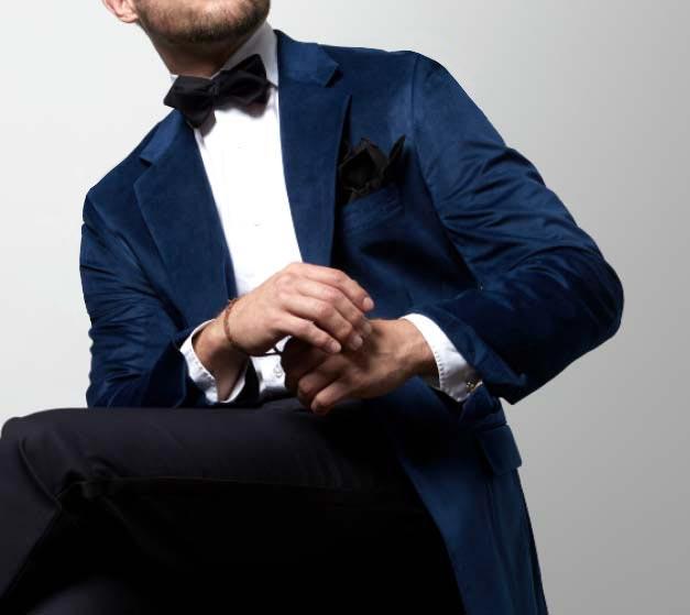 Custom Handmade Formal Wear - Tuxedos