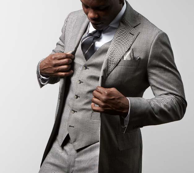 Custom Handmade Suits